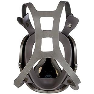 3M Reusable Full Face Mask, Medium, 6800, EN safety certified