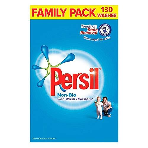 Persil, detersivo in polvere, professionale, non biologico, 8,4 kg, 1