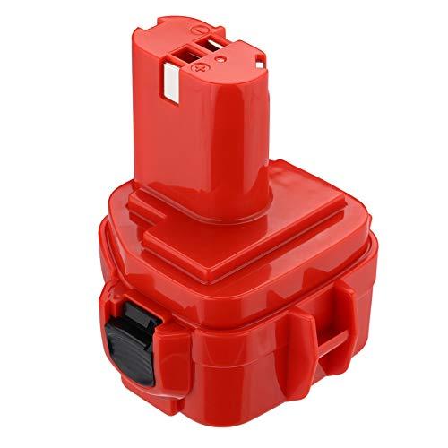 Power extra wekzeug batería 12V 2,0Ah (2000mAh), batería de alta capacidad para Makita 12201222123312341235192598–2192681–5193981–6638347–8638347–8de 2Compatible con Makita 6213d 6217d 6271d, 6313d 6835d 6916d 8413d ML120+ regalo gratuito