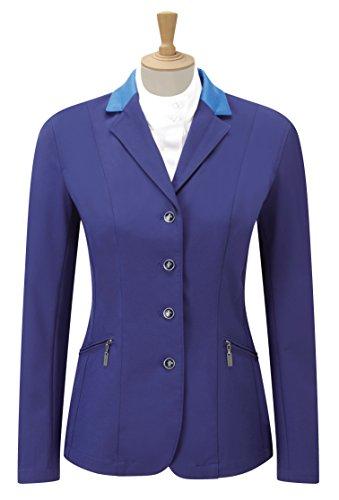 Caldene Wettbewerb Girl \'s Scope Jacke, Mädchen, Scope, blau, 30-Inch (76 cm)