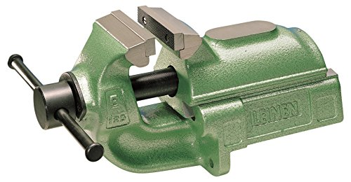 Kiesel Werkzeuge LEINEN-Parallel-Schraubstock, L/E 125