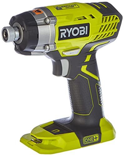 Ryobi RID1801M One+ Impact Driver, 18V (Body Only), 80.0 cm*205.0 mm*190.0 cm