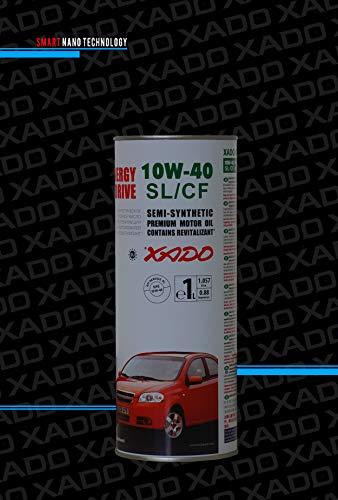XADO Atomic Oil 10W-40 SL/CF Motorenöl Motor Öl 1 L