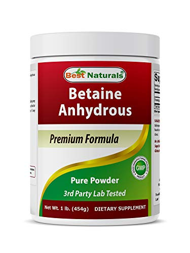 Best Naturals Betaine Anhydrous Tri…