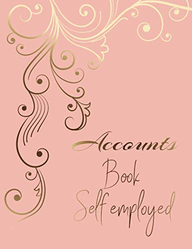 Accounts book self employed: Accounting book | Income and expense log book...