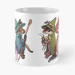 African Fat Tailed Gecko Leopard Crestie Crested -the Funny Coffee Mugs Novelty Halloween Gifts Ceramic Cup For Halloween, Holiday, Christmas Party Decoration 11 Ounce - White Lilacoo.