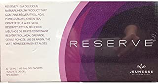 Pack of 3 Jeunesse ReserveTM 30 Gel packets per box (1 OZ) by Reserve