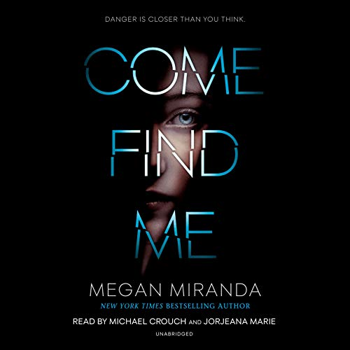 Come Find Me audiobook cover art