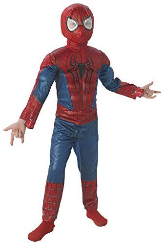 Marvale´s Amazing Spiderman Deluxe Kostüm Gr. 140-158 = Größe Large