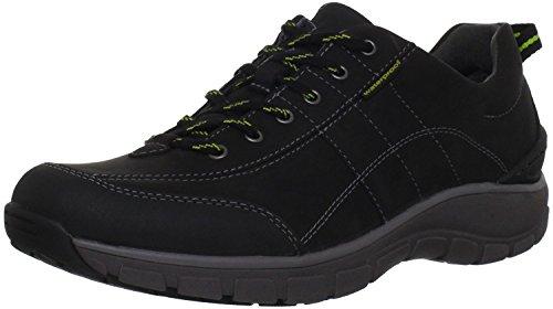 Clarks Women's Wave.Trek Grey Nubuck Sneaker 8 B (M)