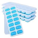 Bloques de hielo enfriadores x2 para neveras portátiles enfriar agua verano frío