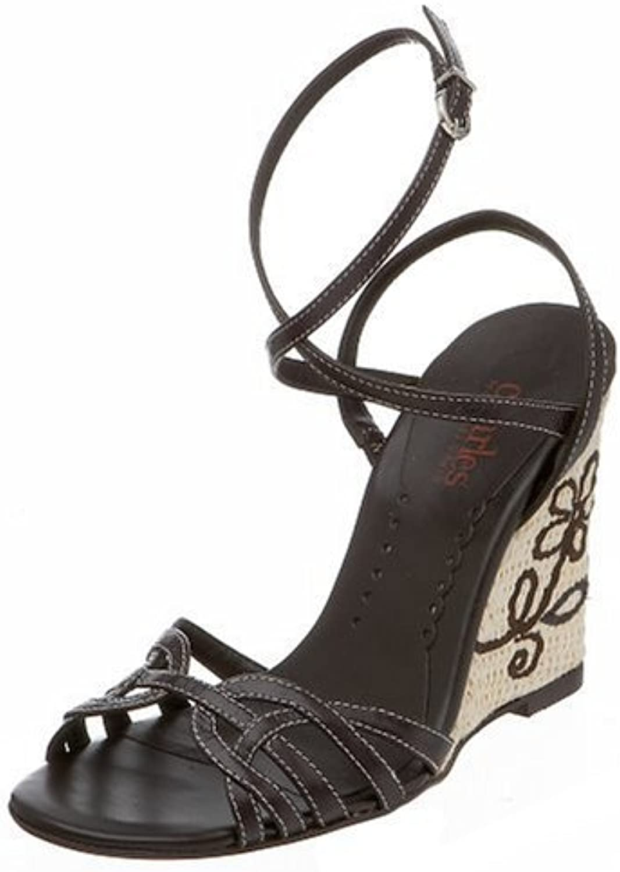 Charles by Charles David Women's Linguini Ankle Strap Sandal Black