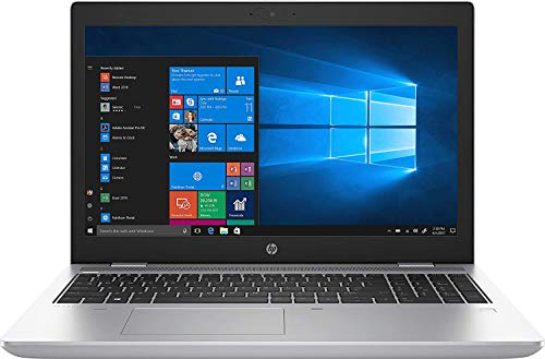 "HP ProBook 650 G5 15.6"" FullHD Laptop – Intel Core i5 8265U, 16GB DDR4, 512GB NVMe Solid State Drive, Wireless 11ax & Bluetooth 5.0, Windows 10 Pro – UK Keyboard Layout – Plain Box"