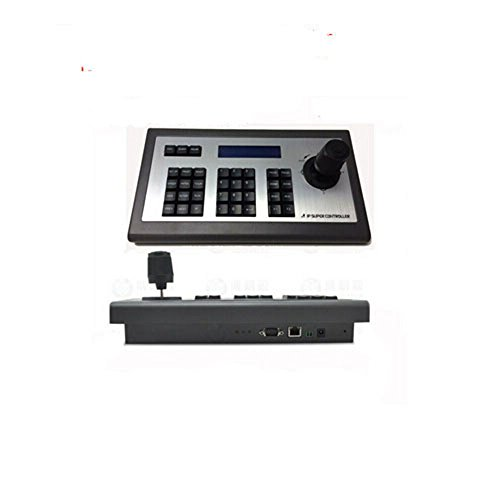 CCTV Accessory 4d IP Joystick Teclado controlador LCD Display for Hikvision PTZ IP Cameras ONVIF by My