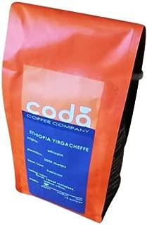 Coda Coffee, Mocha Java Blend 5lb bag, Whole Bean Coffee