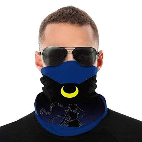 Teemoo Crystal Silhouette Variety Kopftuch Gesichtsmaske Magic Headwear Neck Gaiter Gesicht Bandana Schal