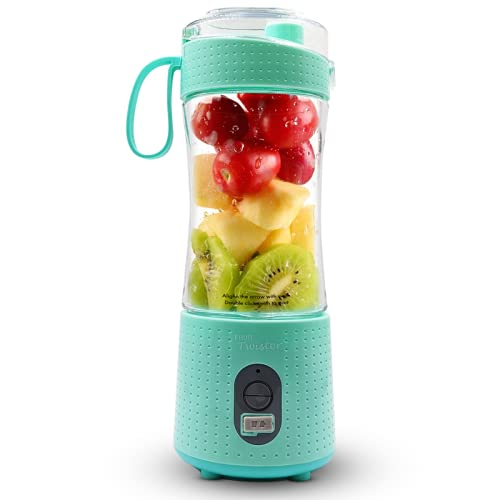 Portable Blender for Shakes and Smoothies Personal Size 13oz...