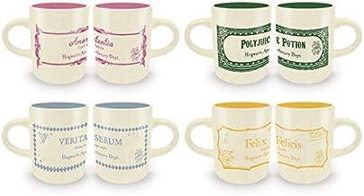 HARRY POTTER - Ceramic Espresso Cup/Mug Set (Potions Collection)