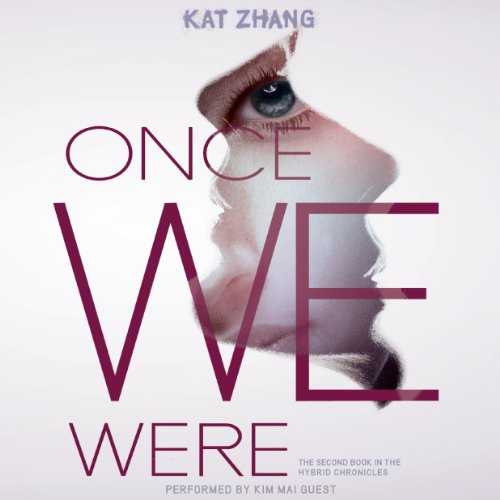 Once We Were audiobook cover art