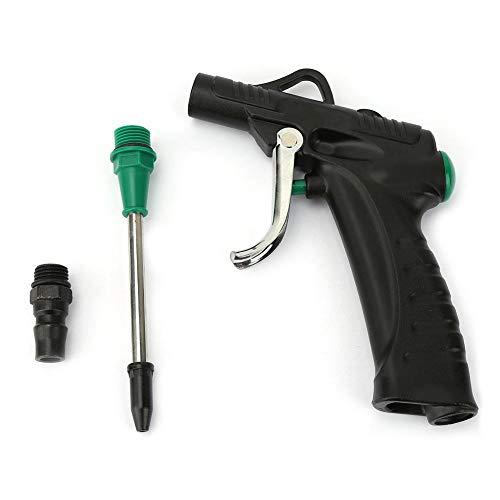 Persluchtpistool, luchtbel, compressor, voor het verwijderen van stof door computer, reiniging van tuin (kleine sproeikop).