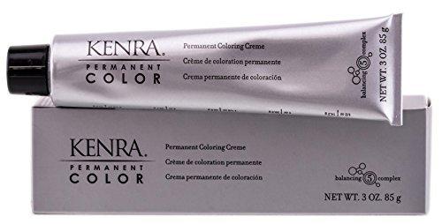Kenra PERMANENT Coloring Creme Hair Color 3oz (4RB)