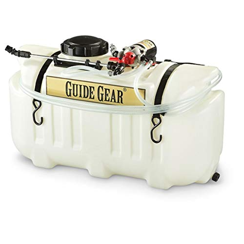 Guide Gear ATV Broadcast and Spot Sprayer, 26 Gallon