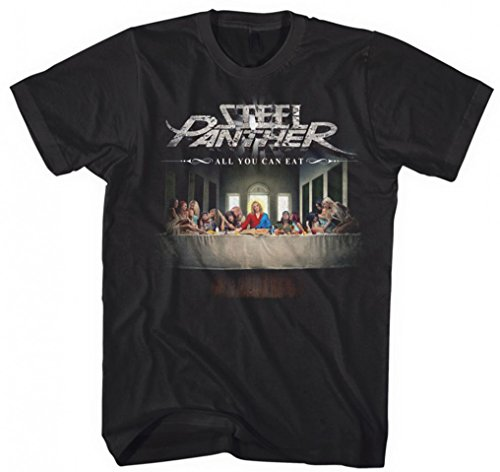 STEEL PANTHER ALL YOU CAN EAT TS