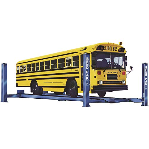 Fantastic Prices! BendPak 4-Post Extended Truck Lift - 40,000-Lb. Capacity, Model Number HDS-40X