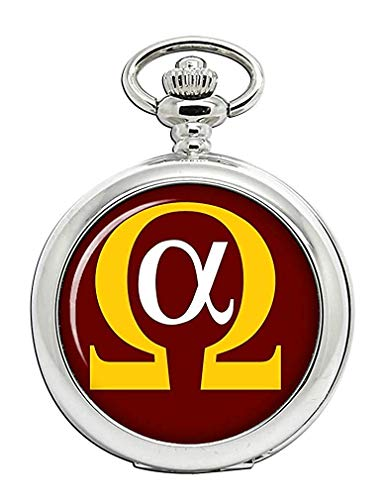Alpha Omega nº 2Full Hunter reloj de bolsillo