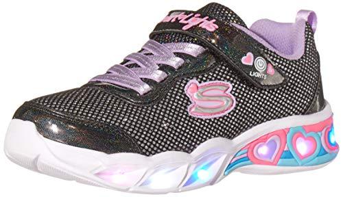 Skechers Kids' Girls Sport Footwear, S, Lighted Sneaker