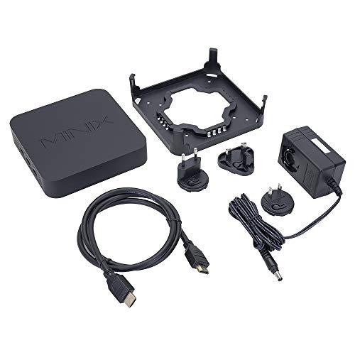 MiniX Neo-N42C-4 - (Intel Pentium N4200, RAM 4 GB, Memoria 32 GB, HD Graphics 505, Windows 10 Pro)