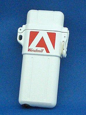 Windmill ウィンドミル ターボライター(内燃式ガスライター) AWL-10 AWL-10 アウル Winter Red ウインターレッド 307-K002