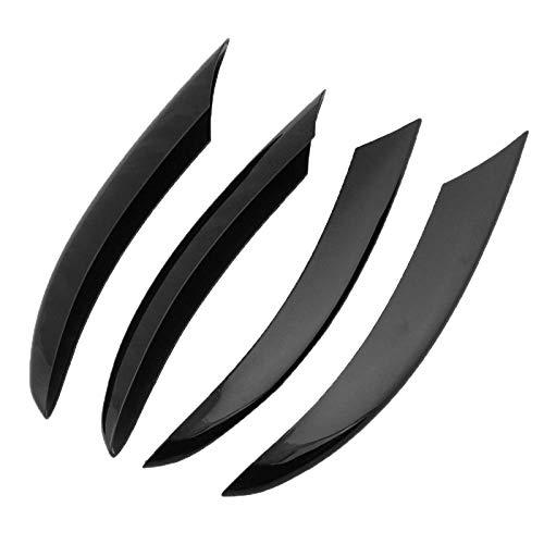 balikha 4x Ajuste de La Lámpara Antiniebla Delantera Del Coche para Mercedes Clase C W205 C180 C200 15-18