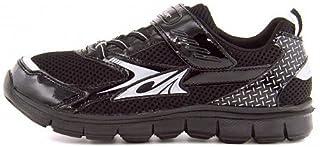 [チャーキーズ] 男の子 女の子 ランニングシューズ スニーカー 子供靴 通学靴 運動靴 ゴム紐 ストラップ 軽量 通気性 屈曲性 カジュアル デイリー スクール 6298
