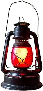 Used Dietz Little Wizard Kerosene Lantern Electric Lamp