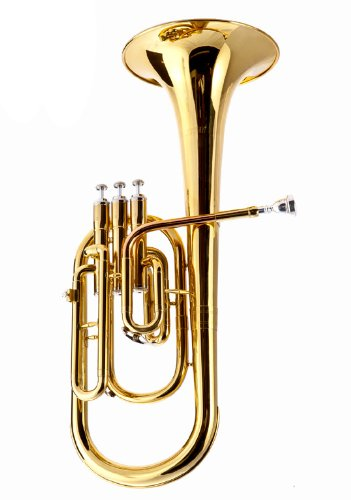 Fever 2411-1-L Deluxe Alto Horn Lacquer