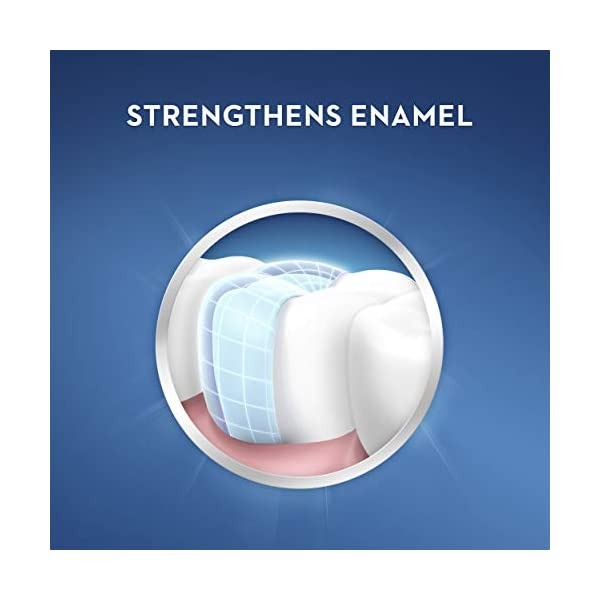 Crest Pro-Health Advanced Mouthwash Strengthens Enamel