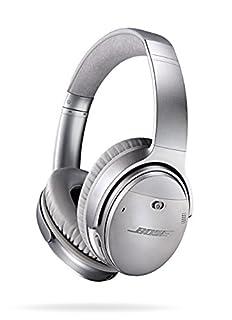 Bose QuietComfort 35 (Series I) Wireless Headphones, Noise Cancelling - Silver (B01E3SNO3E) | Amazon price tracker / tracking, Amazon price history charts, Amazon price watches, Amazon price drop alerts