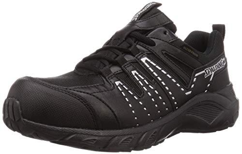 [スポルディング] 安全靴 作業靴 JSAA A種先芯 防水 幅広 メンズ 6E JIN 3670 ブラック 30.0 cm G