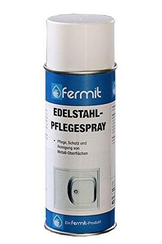 Fermit Edelstahl-Pflegespray 400ml Edelstahl Pflege