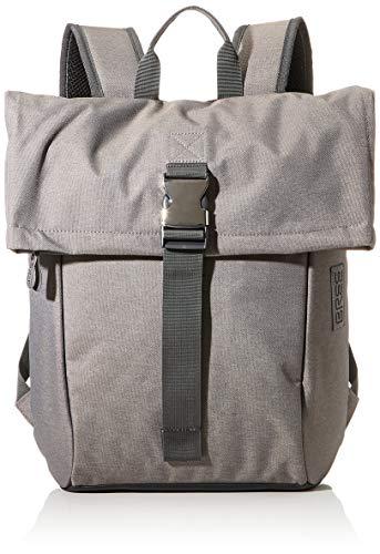 BREE Unisex-Erwachsene PNCH Style 92 Backpack S Rucksack, Grau (Grey Denim), 12x42x36 cm