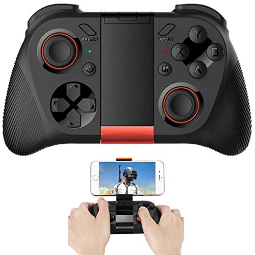 BINDEN Control para Celular Gamepad 050 Bluetooth, Tablet, PC o TV Box (Compatible con Android)