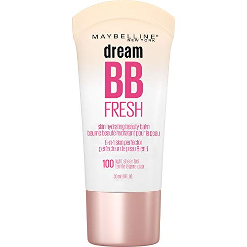 Maybelline New York Dream Fresh BB Cream, Light, 1 Fluid Ounce
