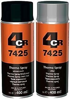 4Cr Thermo Spray Black mat