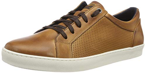 ara Herren ALEJO 1133101 Sneaker, Braun (Cognac 07), 46 EU(11 UK)