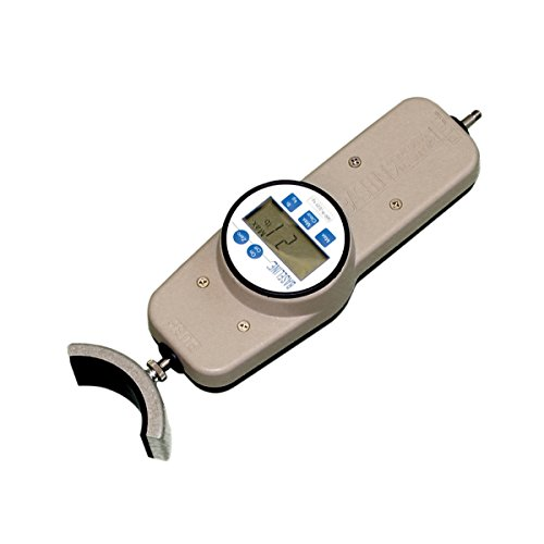 Baseline 12-0387 Dinamómetro digital universal, capacidad de 500 libras