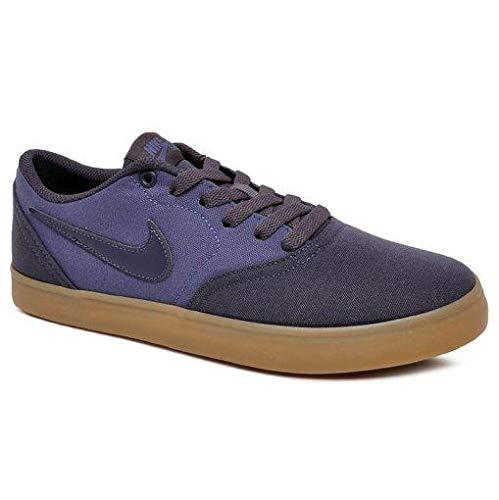 Tênis Nike Sb Check Solar Cnvs Masculino Marinho E Azul