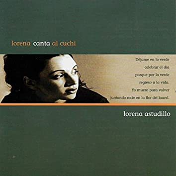 Lorena Canta al Cuchi