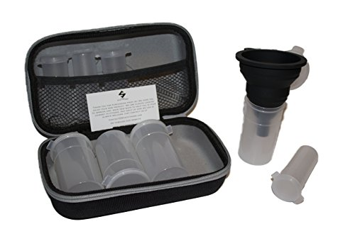 Price comparison product image STAT Fitness Powdered Supplement Case - Gray
