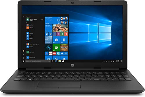 HP 15-db0045ns - Ordenador portátil 15.6' HD (AMD Ryzen 5-2500U, 12GB RAM, 256GB SSD, AMD Radeon Vega 8, Windows 10) Color Blanco - Teclado QWERTY Español